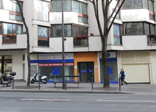 Local Commercial 41,42m² <br /> Paris 20ème - Avenue Gambetta <br /> 208 000 €