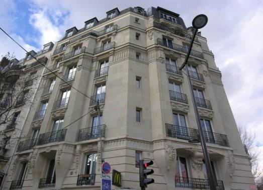 BIEN VENDU : 2 Pièces 28,79m² <br /> Paris 20ème - Porte de Bagnolet <br /> 245 000 €