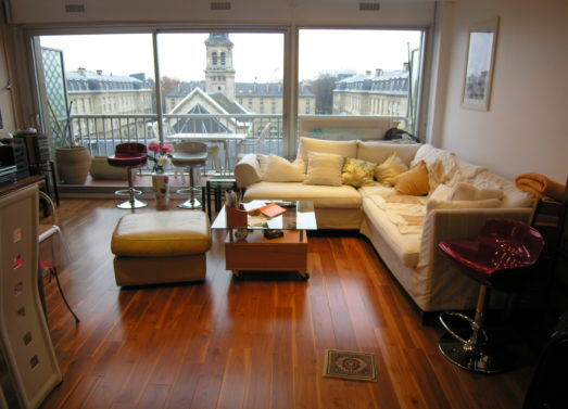 BIEN VENDU : 2/3 Pièces Duplex 70,6m² <br /> Paris 20ème - Gambetta <br /> 648 000 €