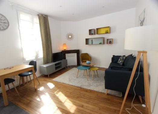 2 Pièces meublé 35m² <br /> Rue des Bordeaux - CHARENTON LE PONT (94) <br />1060 € Cc