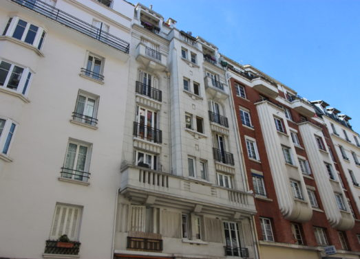 Studio 12.81m² <br /> Place Edith Piaf - Paris 20ème <br /> 124 000 €