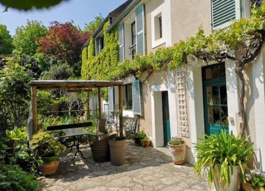 Maison 200m² <br /> Boissettes (bords de Seine) - Proche Melun  <br /> 486 000 €