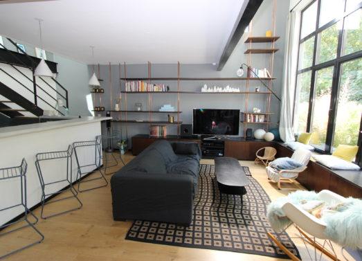 3 Pièces Duplex + Terrasse <br /> M° Mairie des Lilas <br /> 760.000 €