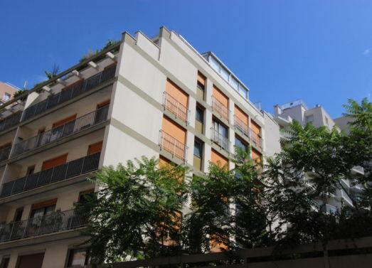 Studio 20m² <br /> Paris 20ème - Pelleport <br /> 189.000 €