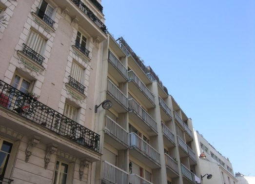 BIEN VENDU : 2 Pièces 39,13m² + balcon <br /> Paris 20ème - Pr. Campagne à Paris <br /> 349.000 €