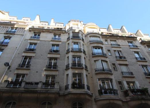 2 Pièces 30.20m² + cave <br /> Paris 20ème - Gambetta <br /> 319 000 €
