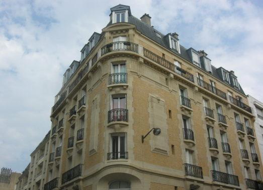 2 Pièces 33,3m² <br /> Paris 20ème - Gambetta <br /> 350.000 €
